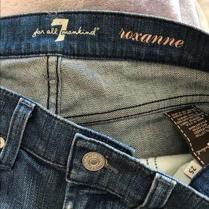 Roxanne 7 jeans